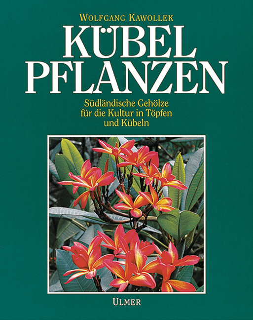 Kübelpflanzen als Buch