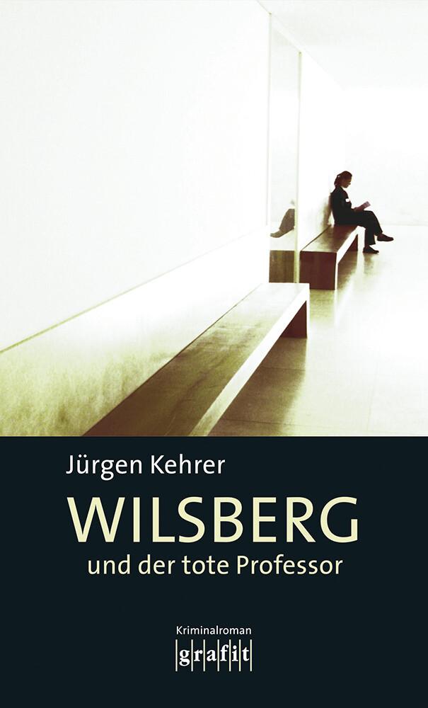 Wilsberg und der tote Professor als Buch