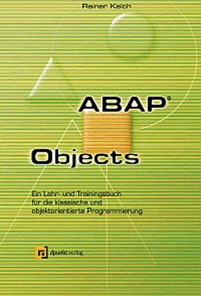 ABAP Objects als Buch