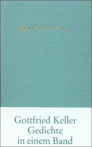 Gedichte in einem Band als Buch