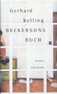Beckersons Buch als Buch