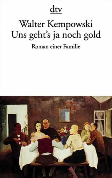 Uns geht's ja noch gold als Taschenbuch