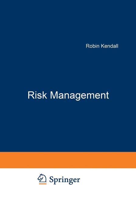 Risk Management als Buch