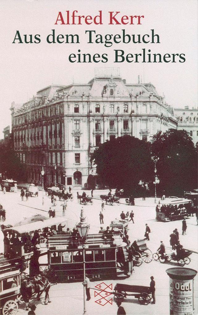 Aus dem Tagebuch eines Berliners als Taschenbuch