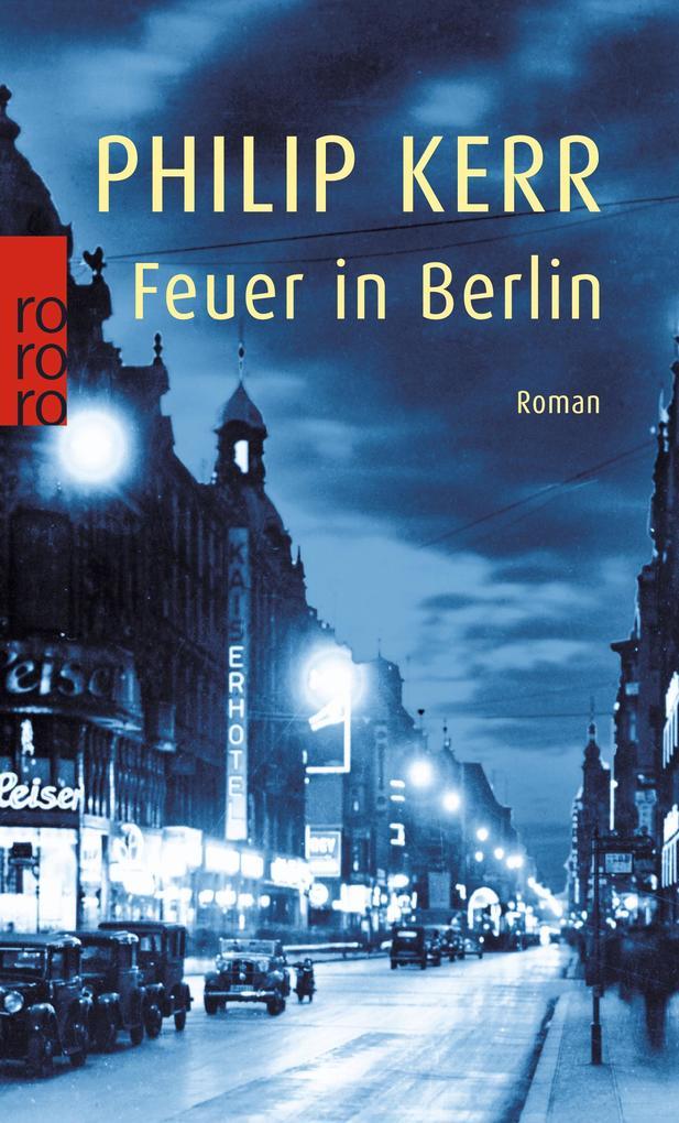 Feuer in Berlin als Taschenbuch