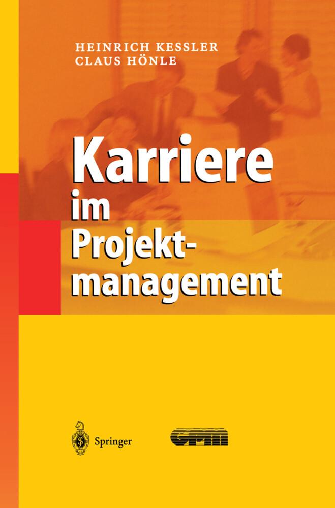 Karriere im Projektmanagement als Buch