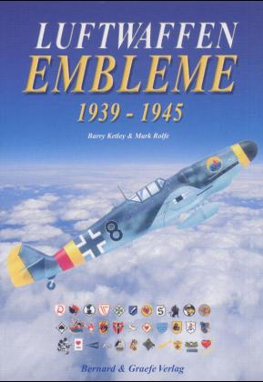 Luftwaffen Embleme 1939 - 1945 als Buch (kartoniert)