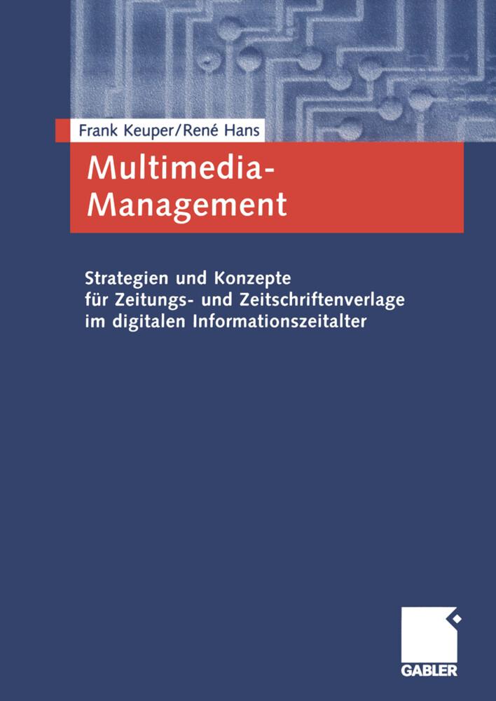 Multimedia-Management als Buch