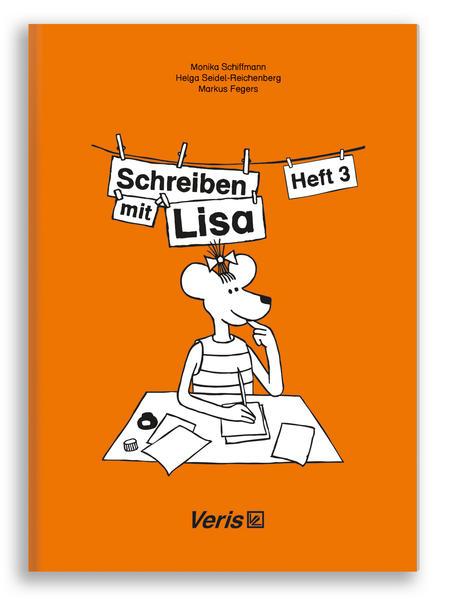 Lisa Lesemaus. Heft 3. Lese- und Schreibmateria...