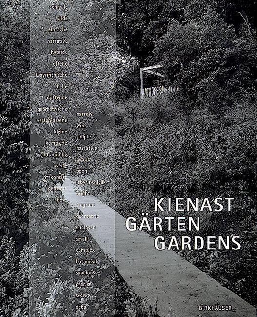 Gärten als Buch