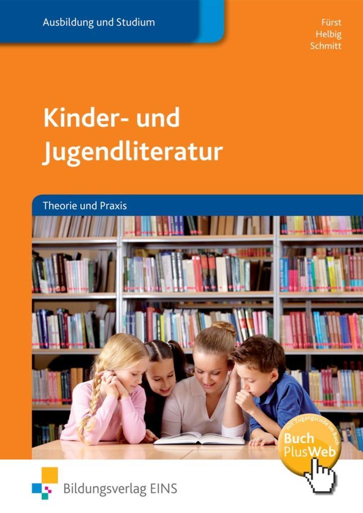 Kinder- und Jugendliteratur als Buch