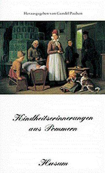 Kindheitserinnerungen aus Pommern als Buch