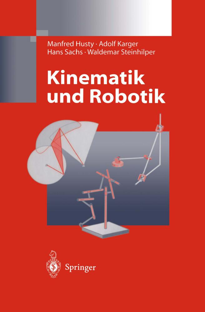 Kinematik und Robotik als Buch
