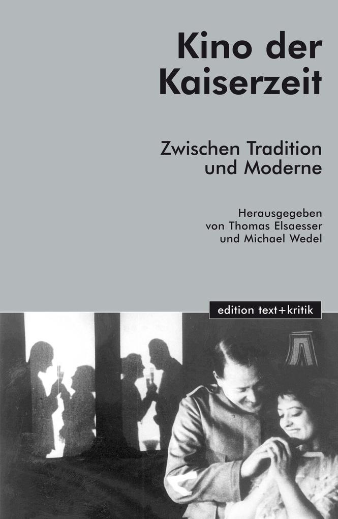 Kino der Kaiserzeit als Buch