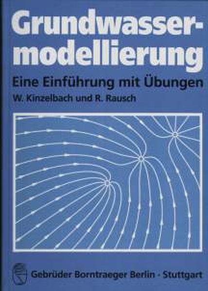 Grundwassermodellierung als Buch