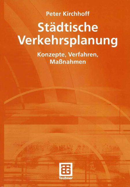 Städtische Verkehrsplanung als Buch