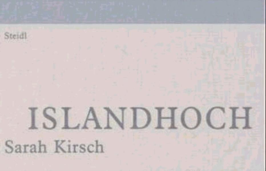 Islandhoch als Buch