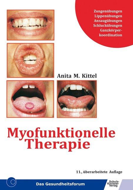 Myofunktionelle Therapie als Buch