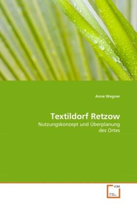 Textildorf Retzow als Buch