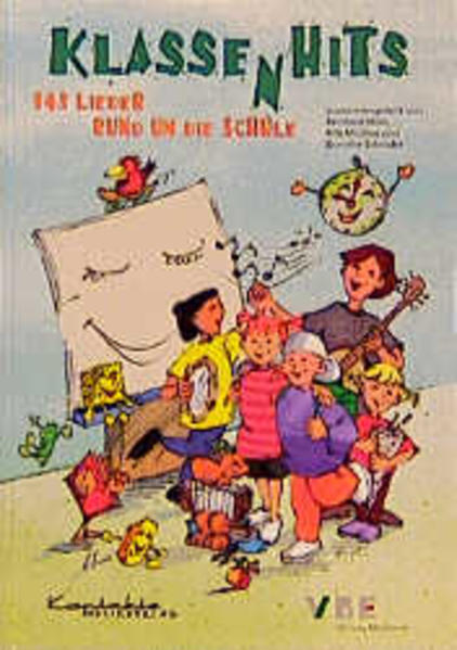 KlassenHits als Buch (gebunden)