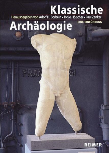 Klassische Archäologie als Buch