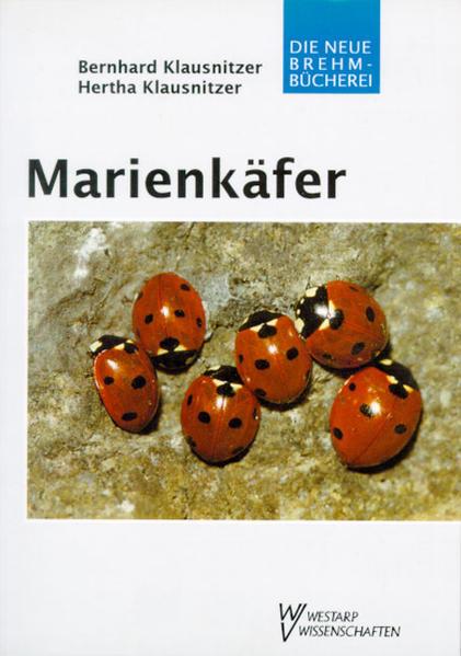 Marienkäfer als Buch