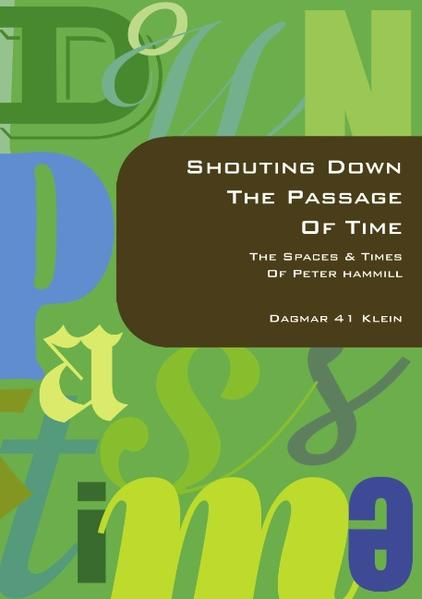 Shouting Down the Passage of Time als Buch