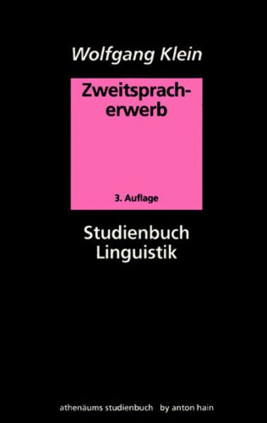 Zweitspracherwerb als Buch