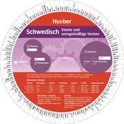 Wheel. Schwedisch - Starke und unregelmäßige Verben. Sprachdrehscheibe