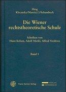 Die Wiener rechtstheoretische Schule