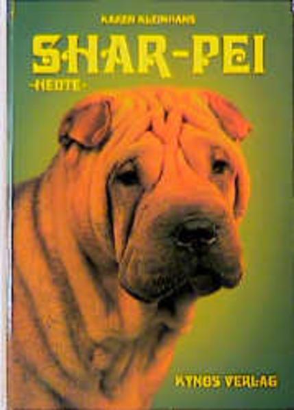 Shar-Pei heute als Buch