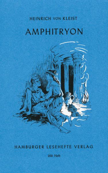 Amphitryon als Buch