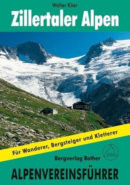 Zillertaler Alpen als Buch