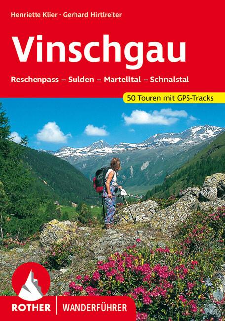 Vinschgau als Buch