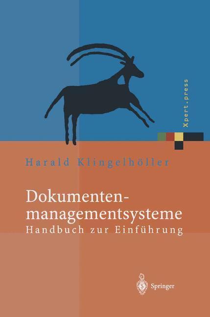 Dokumentenmanagementsysteme als Buch