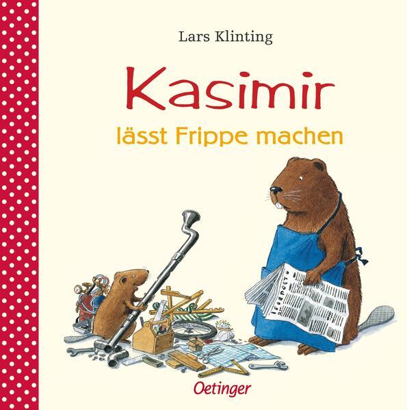 Kasimir läßt Frippe machen als Buch