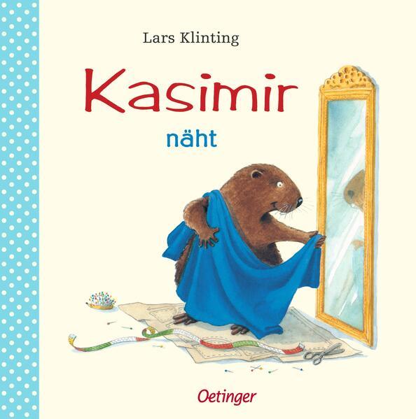 Kasimir näht als Buch (gebunden)