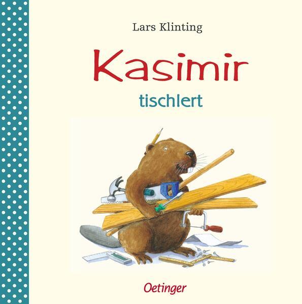 Kasimir tischlert als Buch