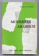 Modernes Arabisch als Buch