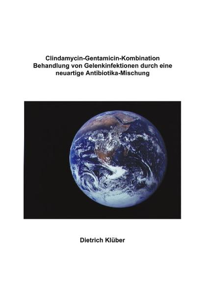 Clindamycin-Gentamicin-Kombination als Buch