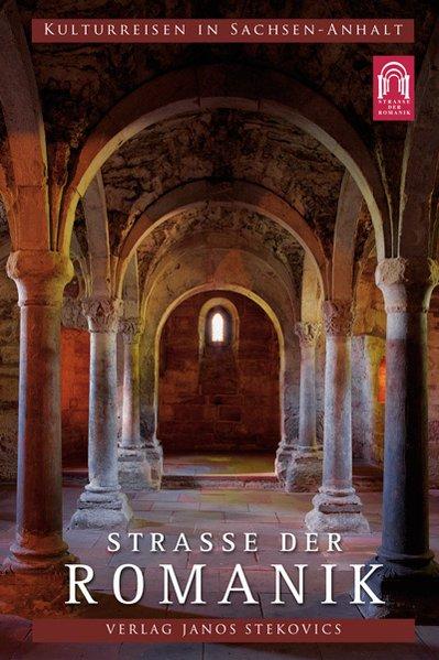 Strasse der Romanik als Buch