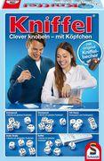 Schmidt Spiele - Kniffel mit Lederwürfelbecher