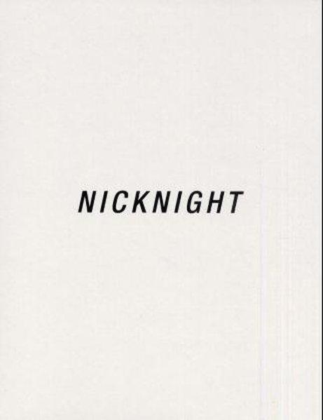 Nick Knight als Buch