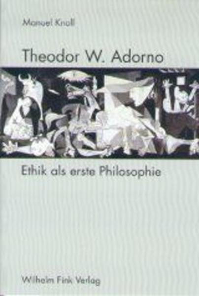 Theodor W. Adorno als Buch