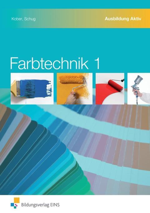 Farbtechnik 1 als Buch