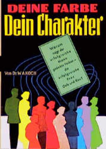 Deine Farbe, Dein Charakter als Buch