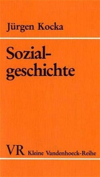Sozialgeschichte als Taschenbuch