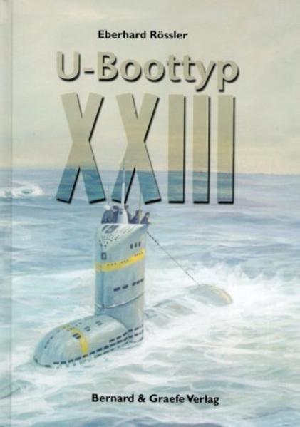 U-Boottyp XXIII als Buch