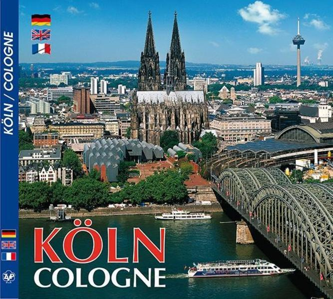 KÖLN / Cologne - Metropole am Rhein als Buch
