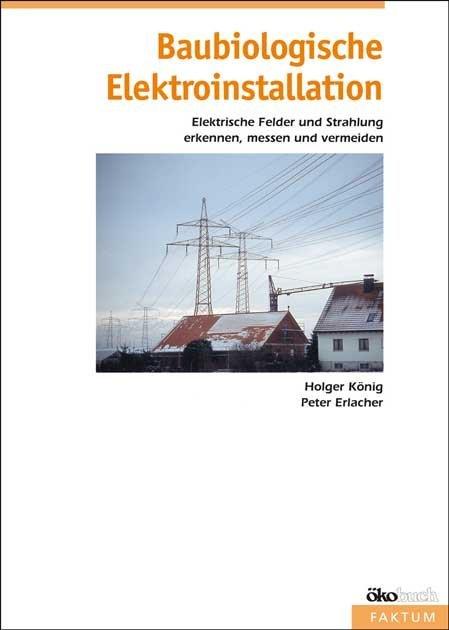 Baubiologische Elektroinstallation als Buch